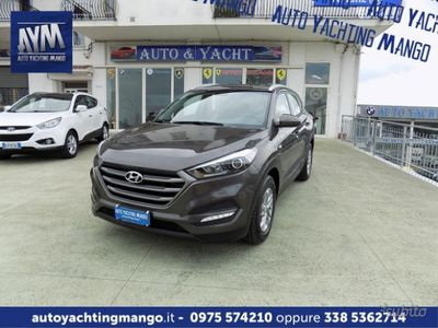 brugt Hyundai Tucson 1.7 CRDi Classic Perfetta Garanzia
