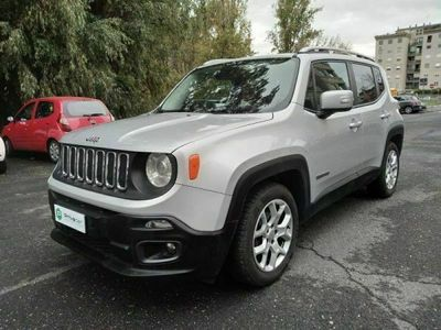usata Jeep Renegade Renegade1.6 Mjt Limited