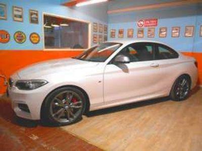 usata BMW M235 235xDrive 4x4+NAVIG+IVA ESPOSTA+UNIPROPRIET.!! Benzina