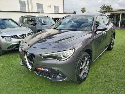 usata Alfa Romeo Stelvio 2.2 mjet 210 cv at8 q4 executive
