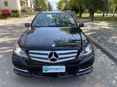 usata Mercedes 200 Classe C Station WagonCDI Elegance usato