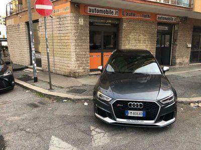 usata Audi RS3 perfomance 400cv