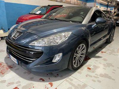 usata Peugeot RCZ 1.6 THP 156cv Km 74.000 tagliandi solo in