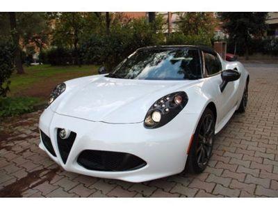 usata Alfa Romeo 4C 1750 TBi Spider