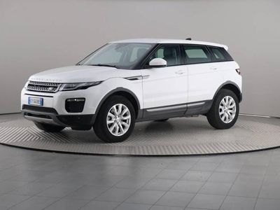 usata Land Rover Range Rover evoque 2.0 Td4 150cv Bus.Prem.Se Aut