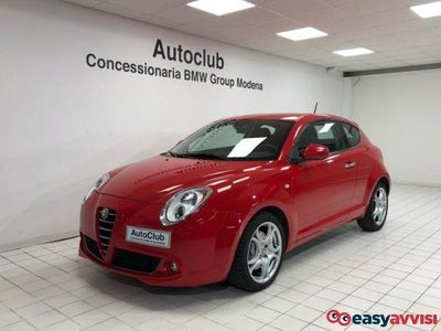 gebraucht Alfa Romeo MiTo 1.4 T 155 CV Distinctive Sport Pack