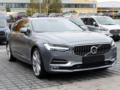 usata Volvo V90 D5 Awd Geartronic Inscription B&w Standhzg.