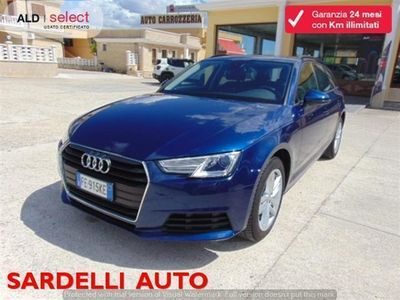 usata Audi A4 Avant 2.0 TDI 150 CV S tronic Business..