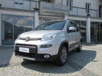 "usata Fiat Panda 4x4 1.3 MJT S&S "" Gancio traino "" rif. 11587035"