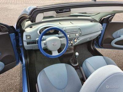 usata Nissan Micra C+C 1.6 16V Active Luxury