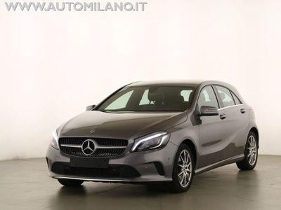 gebraucht Mercedes A200 Automatic Sport