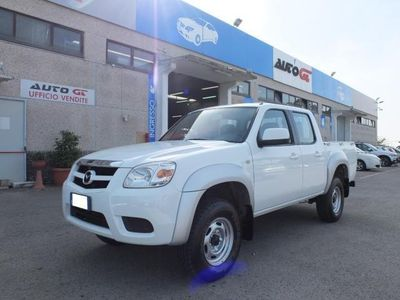 gebraucht Mazda BT-50 2.5 TD cat 4x4 Double Cab Active Pick-up