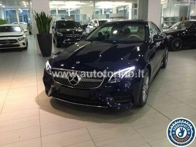 usata Mercedes E220 Classe E E 2204MATIC PR...