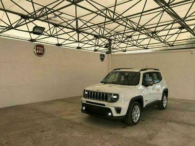 usata Jeep Renegade 1.3 T4 150 CV DDCT Limited/NAVI 8.4/LED PACK/SENS