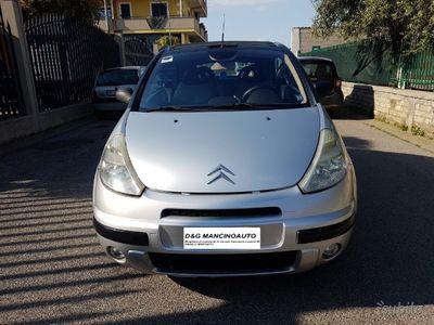 brugt Citroën C3 Pluriel 1.6 benz exl automatic anno2003