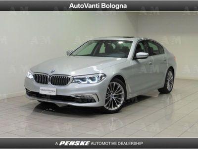 usata BMW 520 Serie 5 (G30/G31) d xDrive Luxury