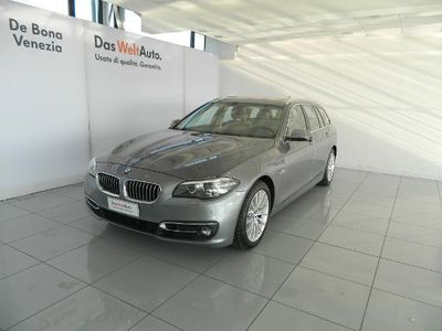 usata BMW 525 Serie 5 (F10/F11) d xDrive Touring Luxury