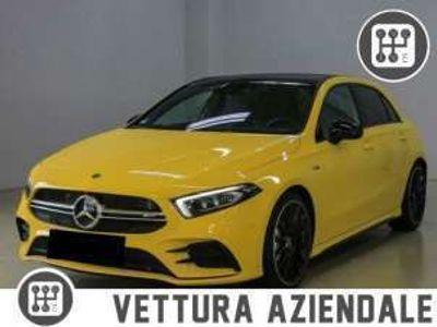 usata Mercedes A35 AMG 4M AMG Navi*Distronic*TettoPano*03/2019 Benzina