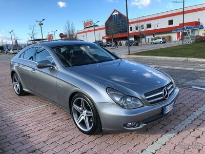 used Mercedes CLS350 cdi grand edition
