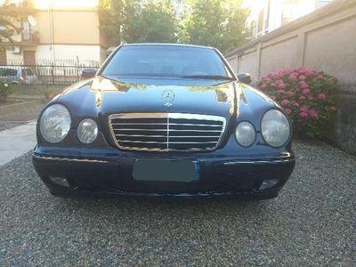 usata Mercedes E270 CDI cat Avantgarde
