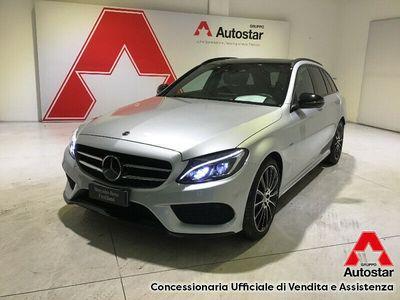 usata Mercedes C350e S.W. Automatic Premium