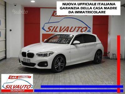 brugt BMW 116 D 5p. Msport automatica 116cv - da immat