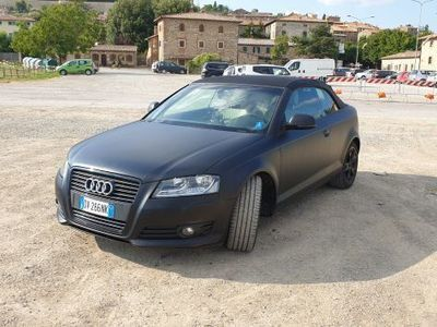 usata Audi A3 Cabriolet 1.9 TDI F.AP. Ambition