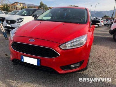 brugt Ford Focus 1.5 TDCi 120 CV Start&Stop Business C