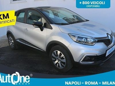 usata Renault Captur 0.9 TCE 90 CV ENERGY BUSINESS NAVI BICOLOR