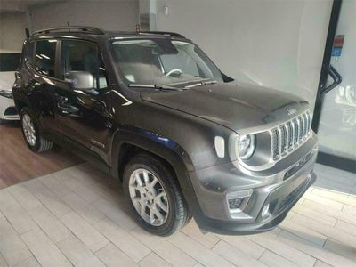 usata Jeep Renegade Renegade1.3 T4 DDCT Limited AUT.