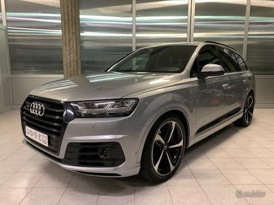 usata Audi SQ7 4.0 TDI 435CV Tip-Tronic