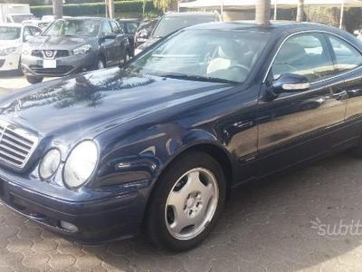 używany Mercedes CLK200 Classekompressor - 2000