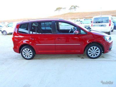 usata VW Touran 2.0 TDI Business DPF Highline