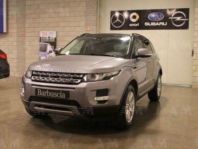 käytetty Land Rover Range Rover evoque 2.2 TD4 5p. Dynamic