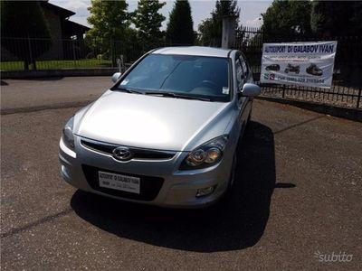 usado Hyundai i30 1.4 GPL-12 MESI DI GARANZIA-2010