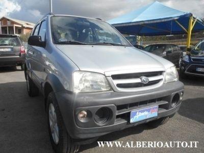 usata Daihatsu Terios 1.3i 16V cat 4WD SX 98.000!!!!!!! km certificati