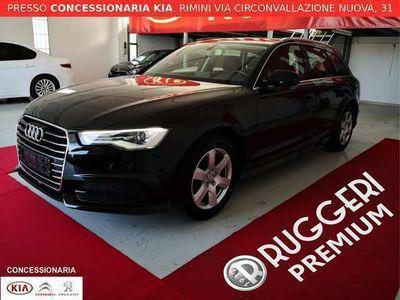 usata Audi A6 Avant 2.0 TDI 190 CV ultra SEDILI ELETTRICI, NAVI