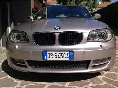usata BMW 118 Cabriolet i cat Attiva