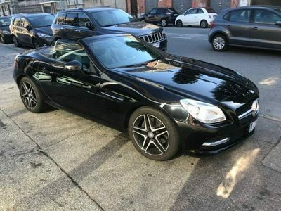 usata Mercedes SLK250 CDI Premium