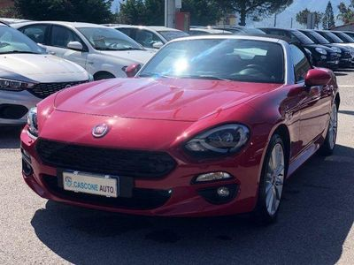 used Fiat 124 Spider 1.4 MultiAir Con RETRO CAMERA E