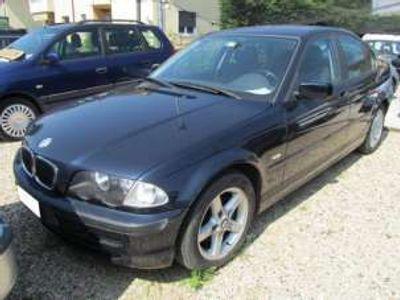 usata BMW 318 i cat 4 porte Benzina