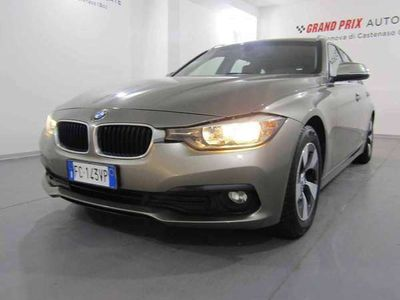 usata BMW 320 d Efficient Dynamics Touring