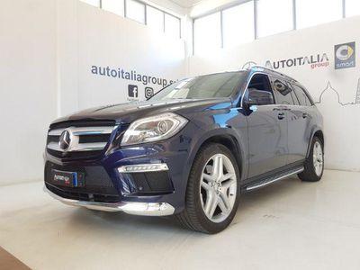 second-hand Mercedes GL350 BlueTEC 4matic Premium del 2013 usata a Pisa