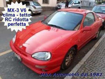 usata Mazda MX3 1.8i V6 24V Tetto apr. Clima Perfetta RC ridotta Benzina