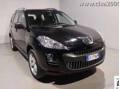 brugt Peugeot 4007 HDi 156CV DCS Tecno usato