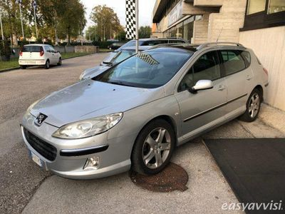 usado Peugeot 407 2.0 HDi SW Premium