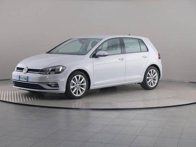 usata VW Golf 1.6 Tdi Bmt Dsg Executive
