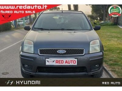 usata Ford Fusion 1.4 TDCi 5p. Leather
