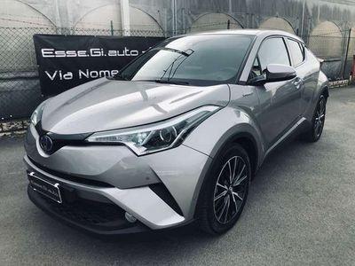 usata Toyota C-HR 1.8 Hybrid E-CVT Lounge *POSS.PACK MEDIA*VED.NOTE