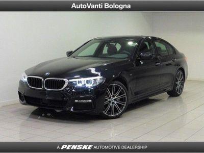 usata BMW 520 d xDrive Msport
